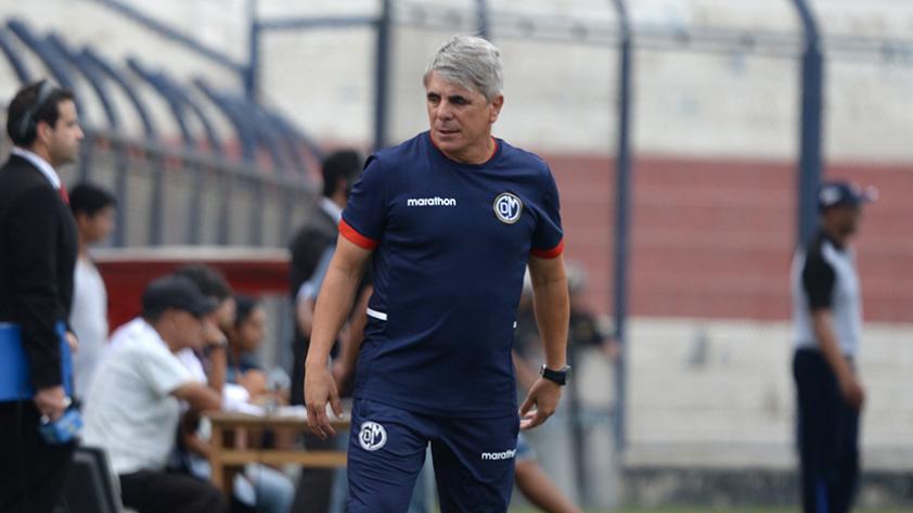 """Grioni: """"No dejaremos que Alianza se reponga"""""""