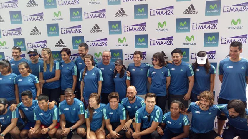 Lima 42K: Se presentó la Maratón Movistar 2017
