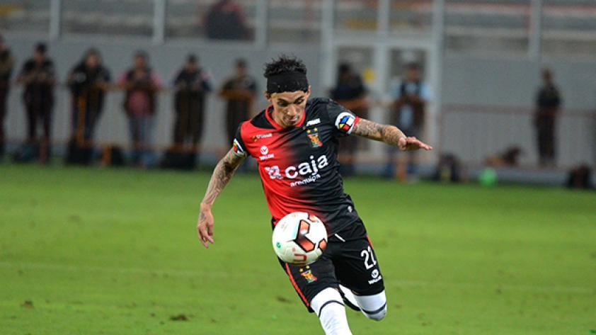 Melgar debutó ganando en la Libertadores ante Emelec