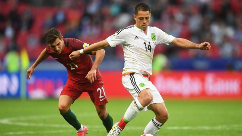 Portugal se quedó con el tercer lugar de la Copa Confederaciones