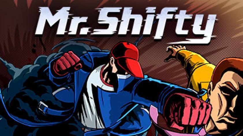 Mr. Shifty : Robando en el edificio más seguro del mundo