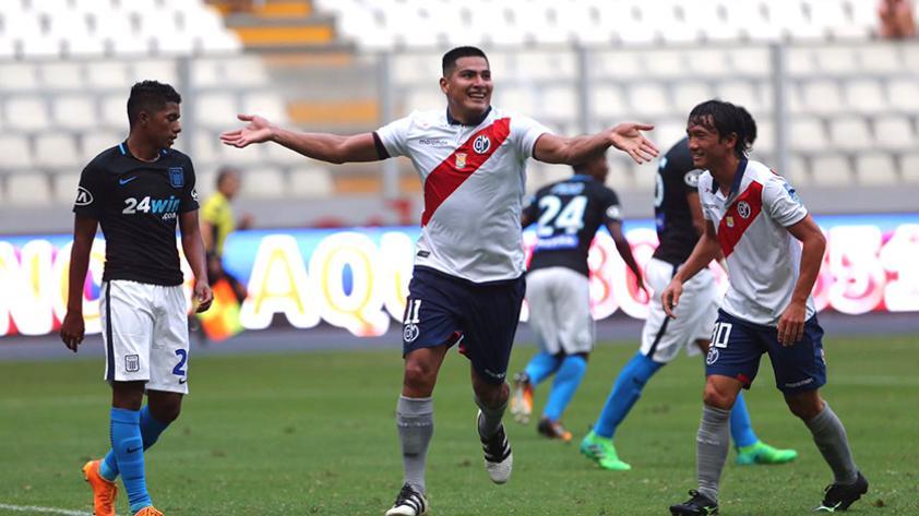 Municipal venció a Alianza Lima por 2-0