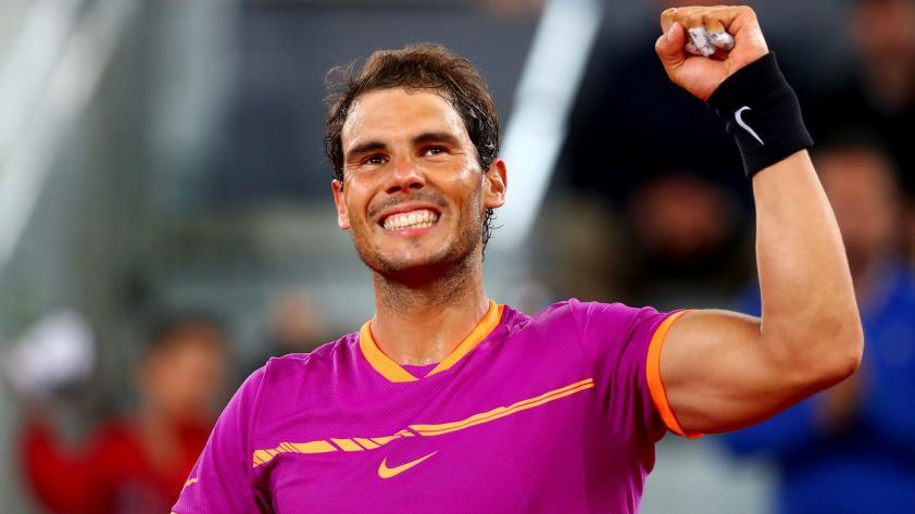 Rafael Nadal se convirtió en el número 1 del ranking ATP