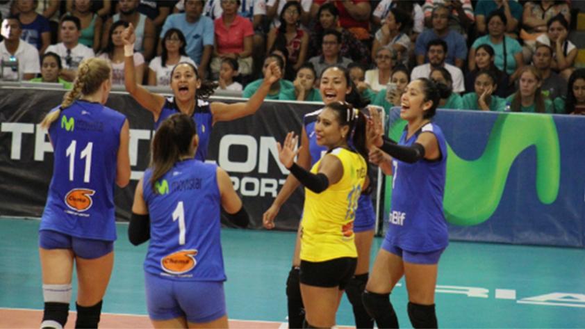 LNSV: Regatas sorprendió y ganó con claridad a Géminis en la primera semifinal