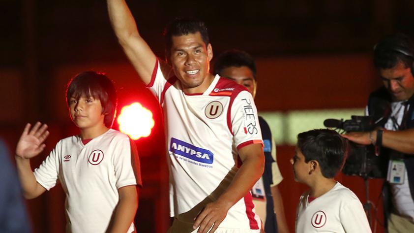 "Hernán Rengifo: ""Necesitábamos ganar un partido así"""