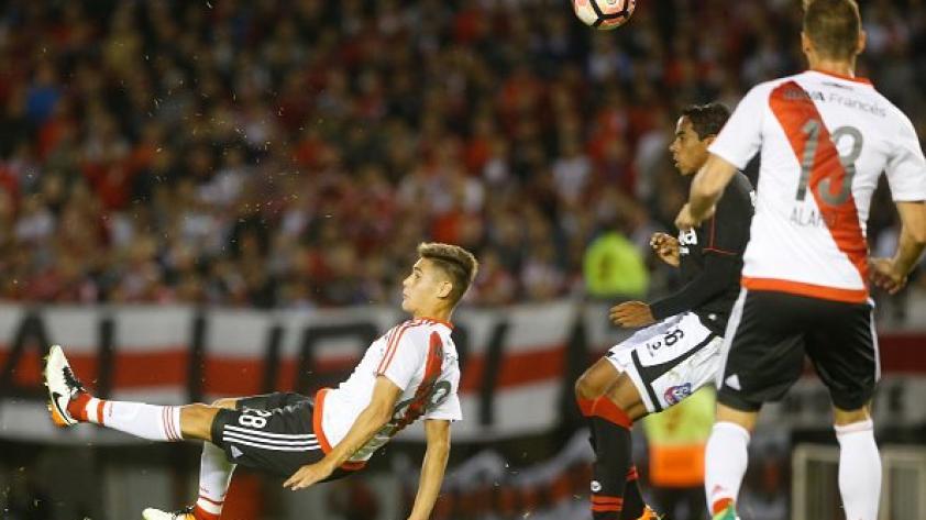 River venció a Melgar 4-2 por la Libertadores