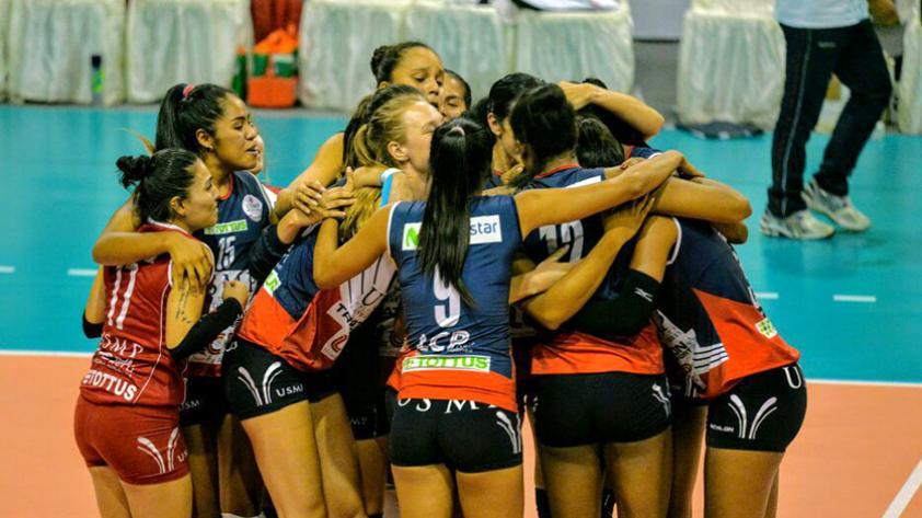 LNSV: San Martín venció en cinco sets a Alianza Lima y llegó a la final