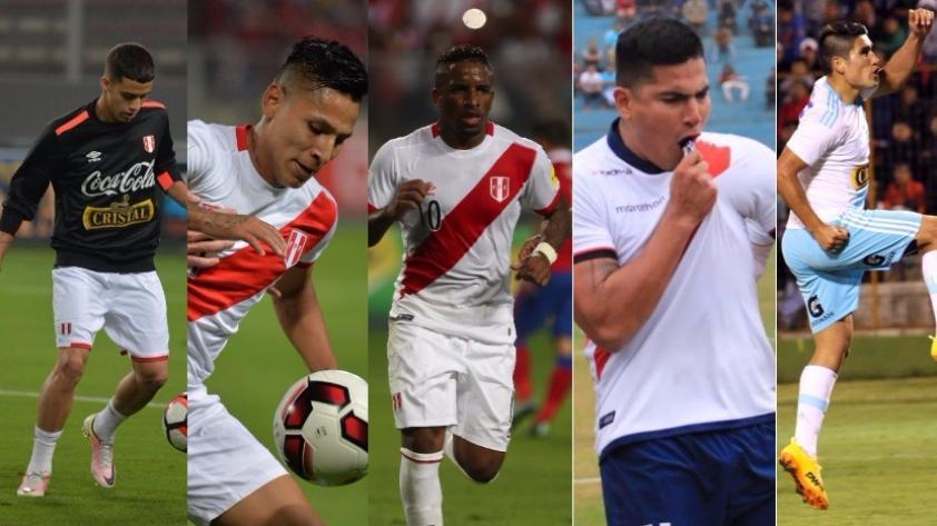Selección Peruana: ¿cuáles son las 8 opciones de Gareca para reemplazar a Guerrero?