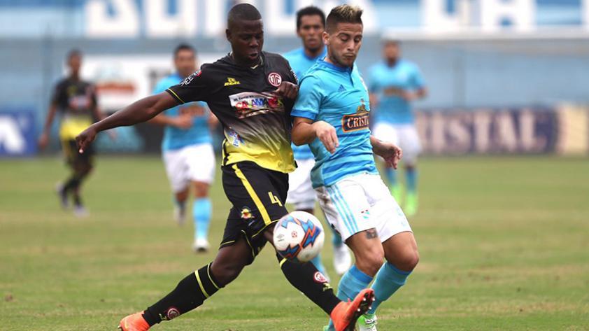 Sporting Cristal derrotó a UTC por la mínima diferencia