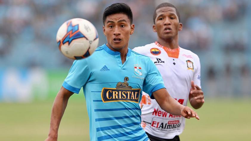 Cristal derrotó 2-0 a Ayacucho en el debut de Pablo Zegarra como DT