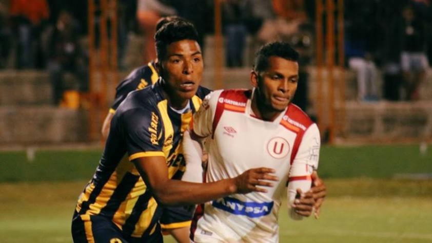 Sport Rosario y Universitario igualaron sin goles en Huaraz