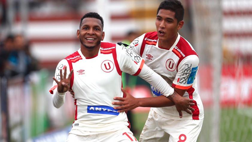 Universitario derrotó por 3-2 a Unión Comercio en el Callao