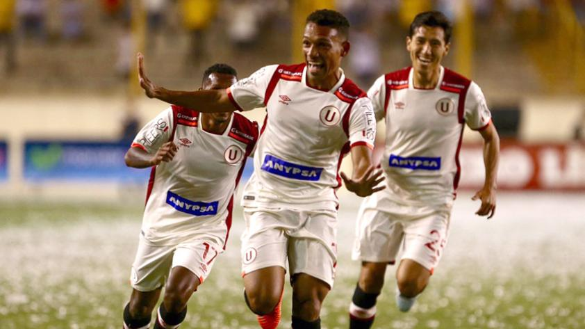 Universitario goleó 3-0 a Alianza Lima