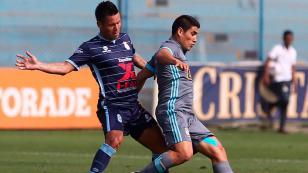 Cristal y Real Garcilaso empataron 0-0 en el Alberto Gallardo