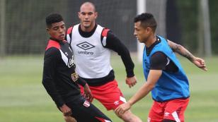 Selección Peruana: la bicolor cumple el segundo día de entrenamiento
