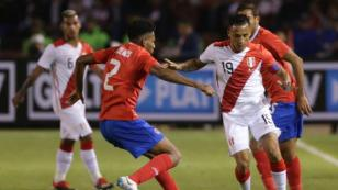 ¡A seguir luchando! Perú cayó 3-2 ante Costa Rica por partido amistoso internacional FIFA