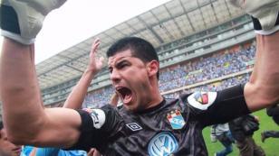 Erick Delgado, el arquero que suena con fuerza en Sporting Cristal