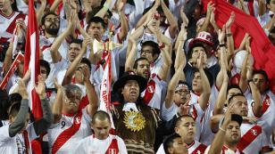 Hinchas peruanos agotaron las entradas para partidos de la 'bicolor' en Rusia 2018