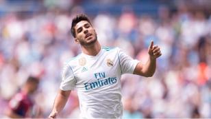 Insólito: Marco Asensio se perderá el debut del Real Madrid en Champions por un grano