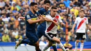 ¡Clásico vibrante! Boca Juniors y River Plate igualan 2-2 por el partido de ida en la final de la Copa Libertadores