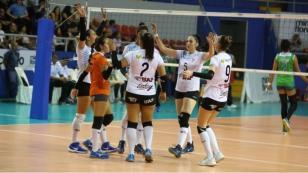 Liga Nacional Superior de Vóley Femenino: programación y horarios de la tercera fecha del octagonal final