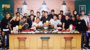 La fiesta de Thiago Silva que 'rompe' el grupo del PSG