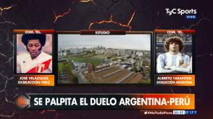 (VIDEO) Argentina 1978: José Velásquez y Alberto Tarantini tuvieron un fuerte intercambio de palabras