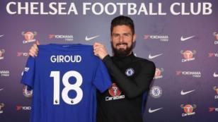Olivier Giroud deja el Arsenal para fichar por el Chelsea