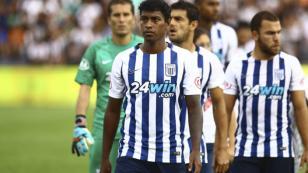 Miguel Araujo se recupera y podría llegar al partido con Sporting Cristal