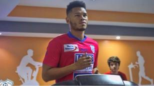 Rolando Blackburn, ex Sporting Cristal, encontró nuevo equipo en África