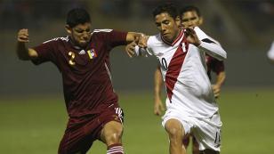 Razones de la posible titularidad de Sergio Peña ante Argetina