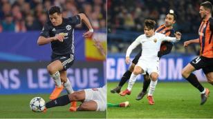Champions League: resultados de octavos de la ida de los octavos de final