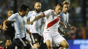 Paolo Guerrero y un gesto que refleja la actualidad de la Selección Peruana