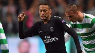 Neymar desconvocado para el próximo partido del PSG ante Montpellier