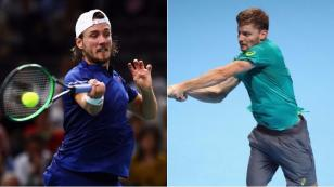 Copa Davis: Lucas Pouille de Francia vs. David Goffin de Bélgica abren el telón de la final