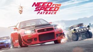 Need for Speed Payback anunciado oficialmente