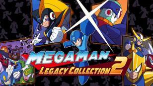 Mega Man Legacy Collection 2 llegará en agosto