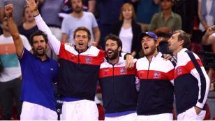 Copa Davis: Francia busca su primer trofeo en 16 años ante Bélgica, que nunca la ganó