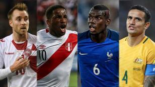 Análisis de los rivales de Perú en Rusia 2018
