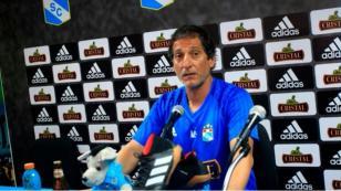 Sporting Cristal: Mario Salas y la preparación que tiene con los celestes