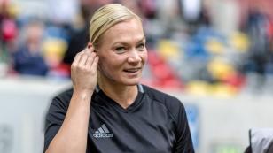 La árbitra Bibiana Steinhaus debuta como principal este domingo en la Bundesliga