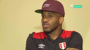 (VIDEO) Jefferson Farfán en exclusiva con Movistar Deportes: