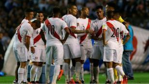 OFICIAL: Perú chocará ante Suecia previo a Rusia 2018