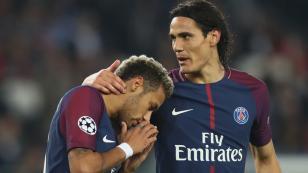 Neymar habló por primera vez sobre la polémica con Edinson Cavani