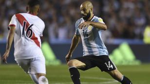 Mascherano anunció la fecha de su retiro de la selección argentina