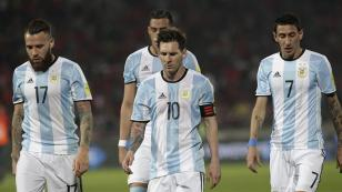 La pésima estadística en ofensiva de Argentina en estas Clasificatorias