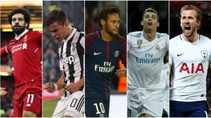 Champions League: resultados y horarios de los partidos de octavos de final
