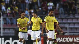 ¿Qué jugadores de Colombia podrían perderse el partido ante Perú?