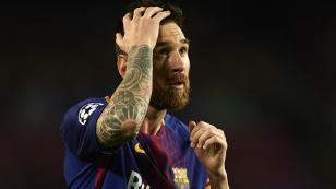 Amenaza de ataque terrorista con imagen de Lionel Messi