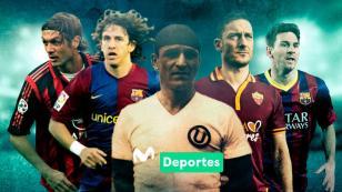 Amor eterno: jugadores que defendieron solo una camiseta en su vida (FOTOS)